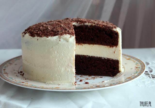 Tort sernikowy.