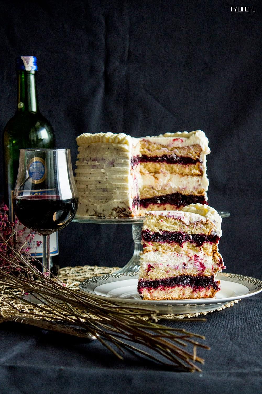 Tort porzeczkowy.