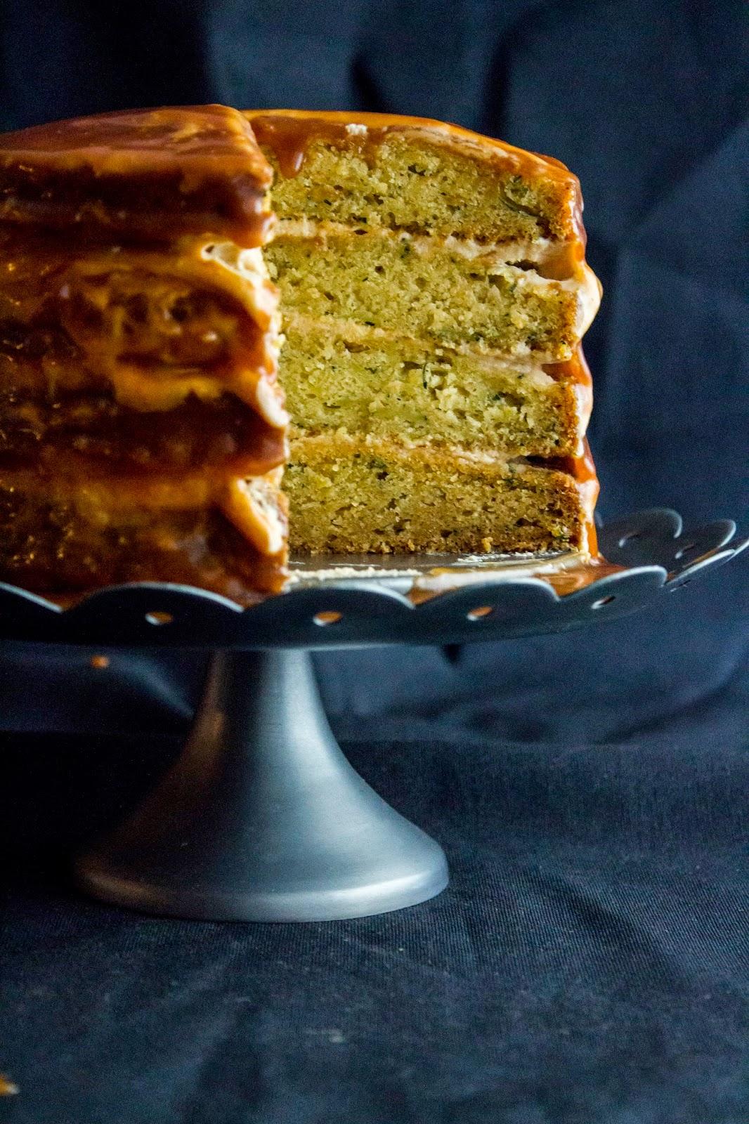 Tort cukiniowy.